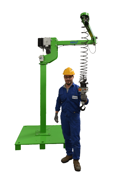 Manufacturing Lift Assist : Intelligent lift assist device indeva liftronic easy