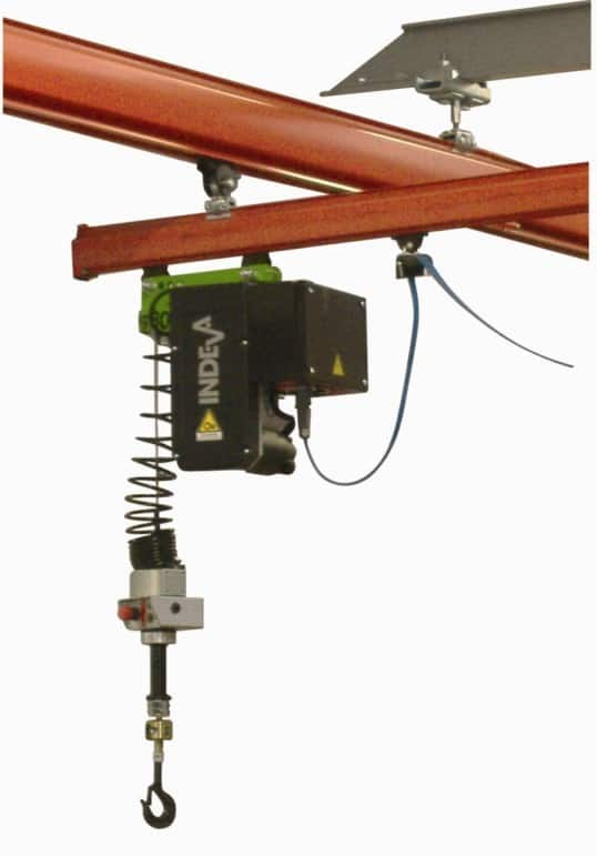 overhead rail mounted intelligent assist device Liftronic® Easy
