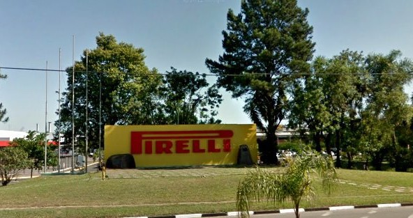 Pirelli handle tires using an INDEVA®