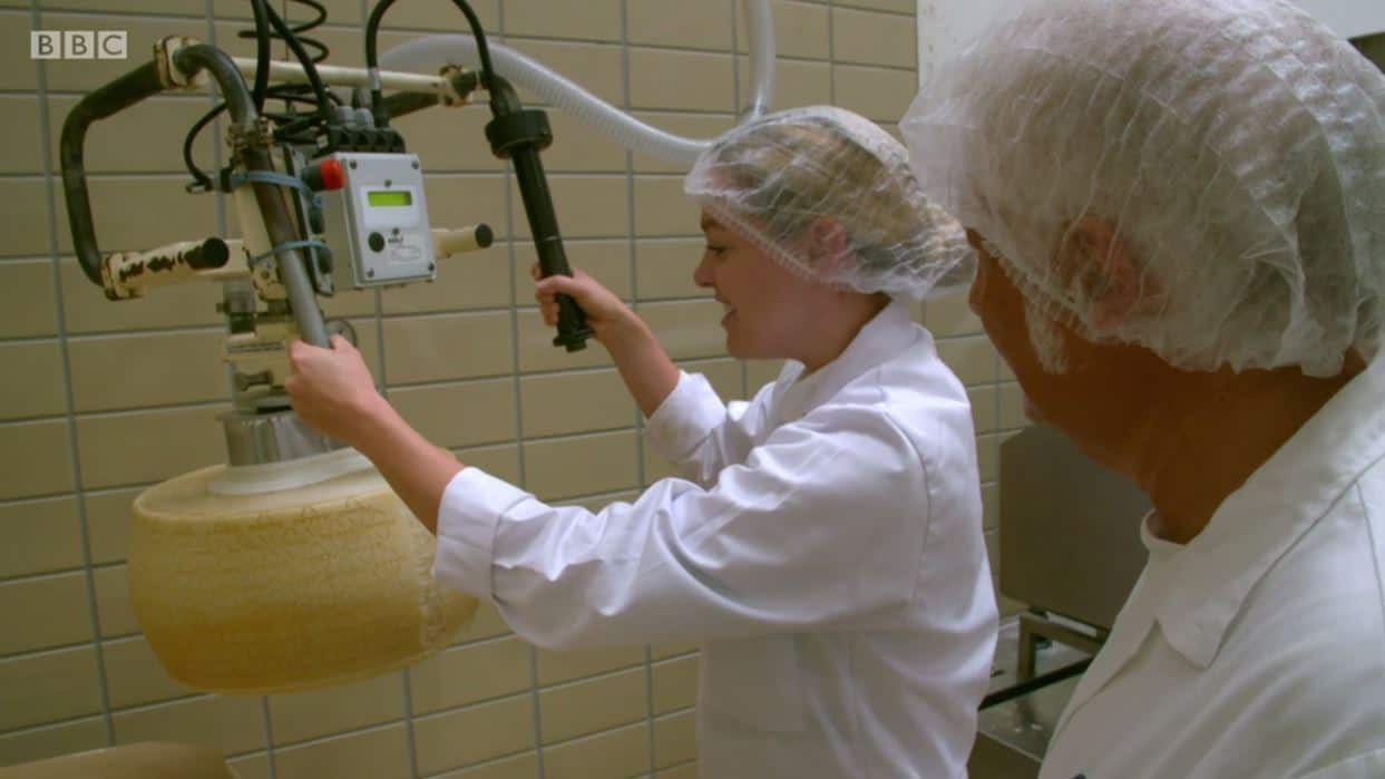 Inside the Factory - BBC at Barilla
