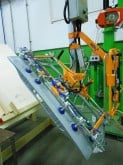 pneumatic manipulator or car assembly