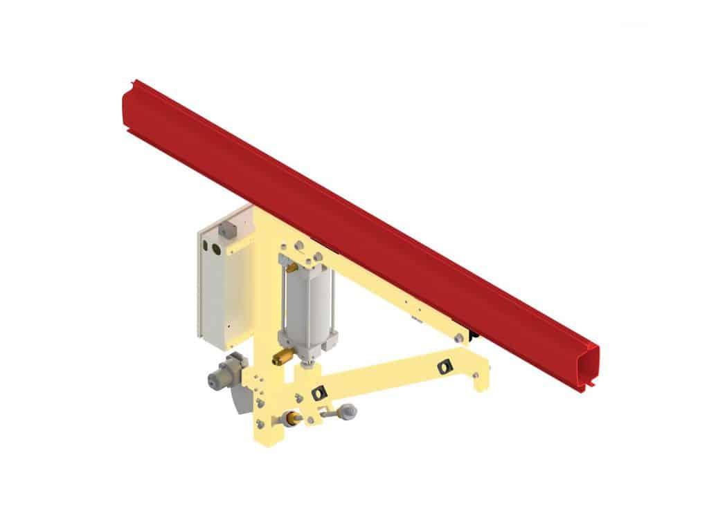 Pneumatic manipulator overhead mounted PN Zip