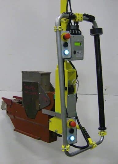 These INDEVA intelligent manipulators are sensitive systems with precise movements, allowing the operator to have perfect control at all times of the entire processing cycle, moving various electromechanical equipment in an ergonomic way.