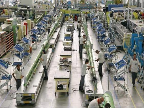 """Бережливое Производство с модульной системой """"INDEVA Lean System®""""."""