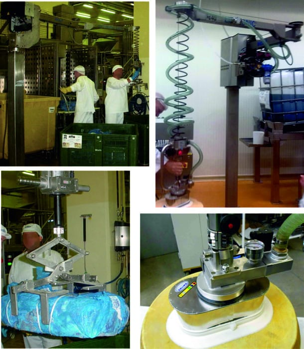 Stainless steel Manipulator for Food Industry