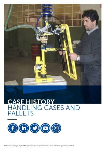 handling cases and pallets