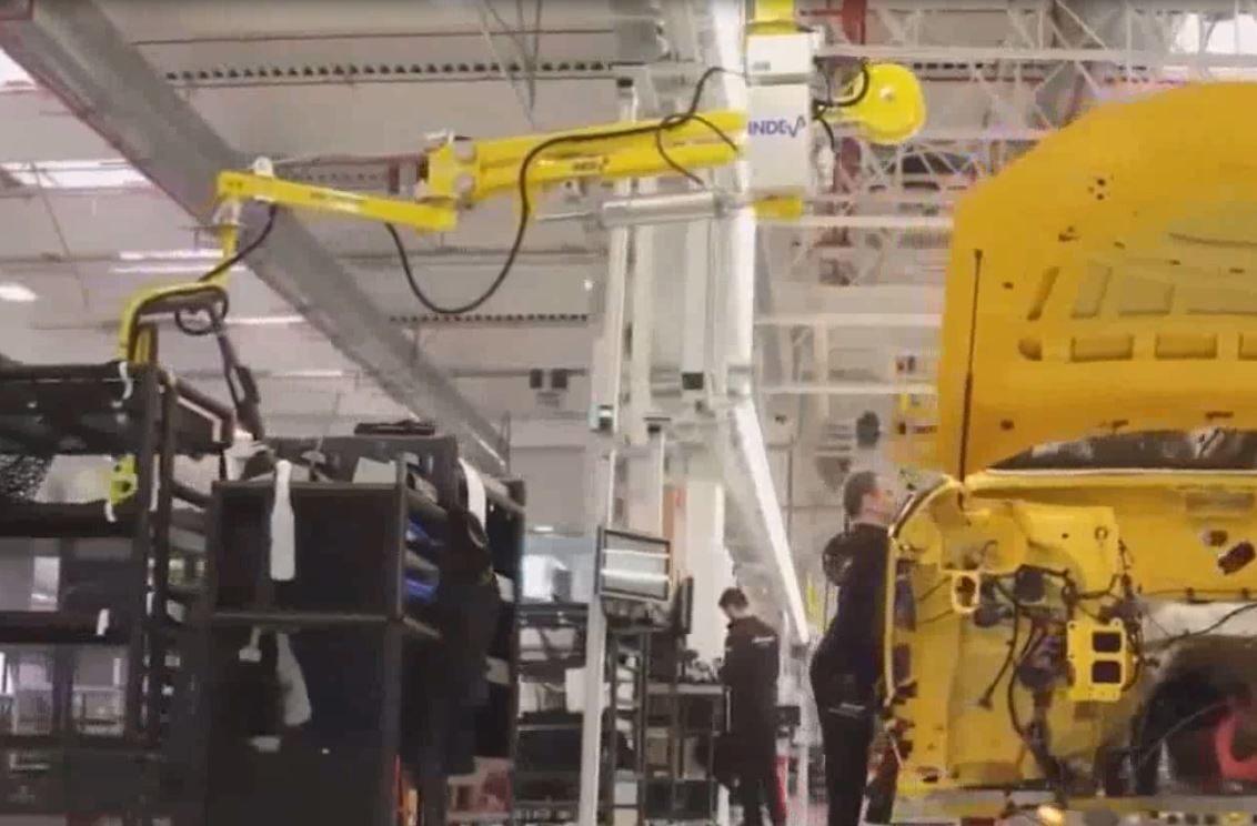 Indeva Manipulators for Urus Lamborghini
