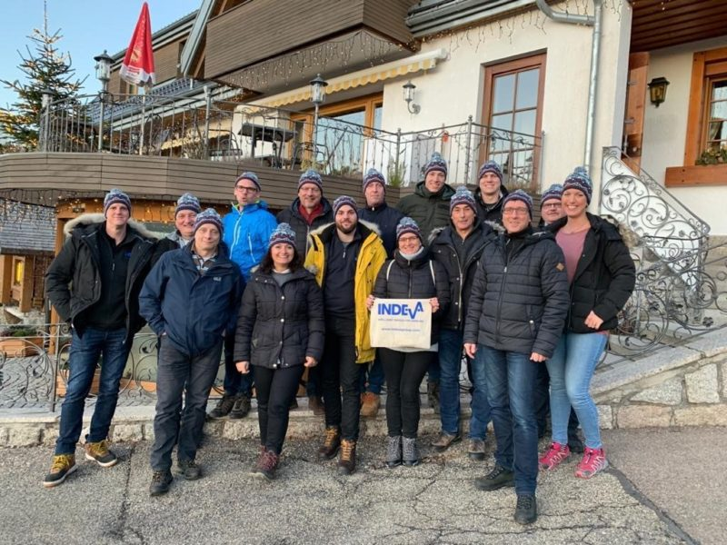 Wintermeeting 2020 für Scaglia Indeva Deutschland