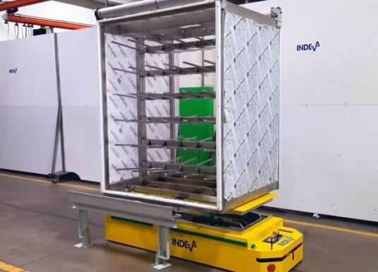 AGV for loads up to 650 kg