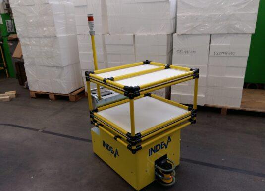 AGV for optics and optoelectronics